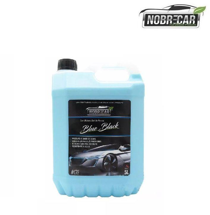 Blue Black Condicionador De Pneu Pretinho 5L Nobre Car