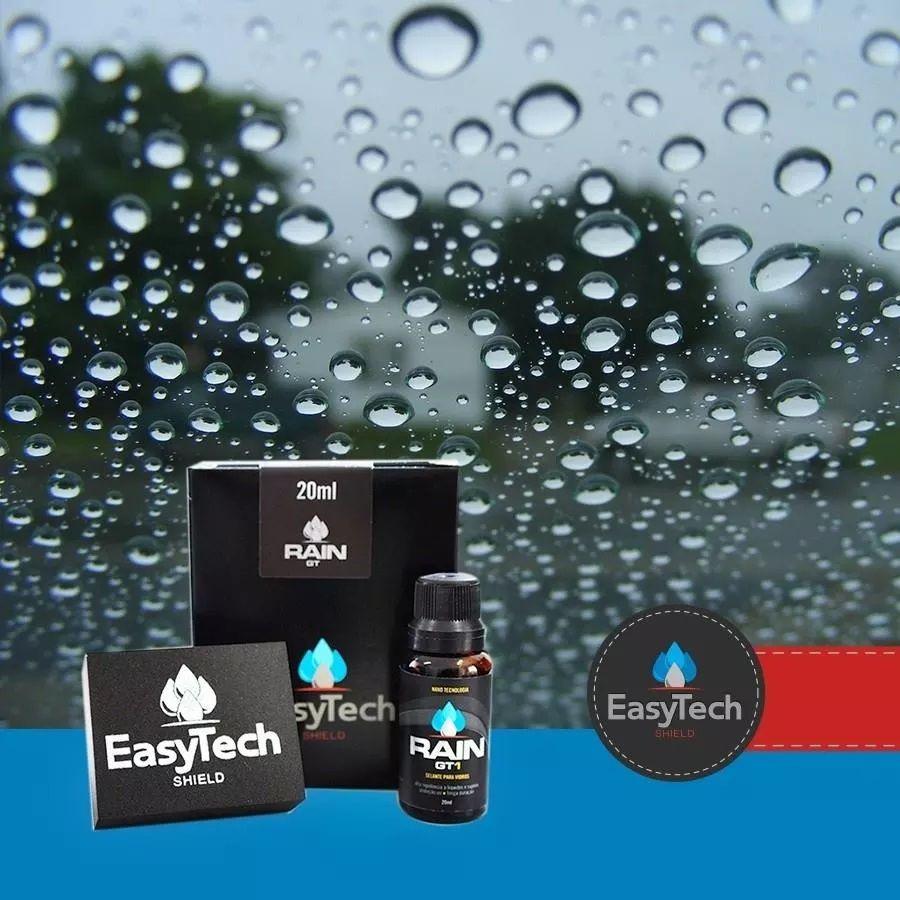 Kit removedor chuva ácida Spotfree + apl. + luvas + Micr + Cristalizador Easytech