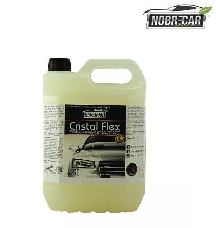 Cristal Flex Removedor De Chuva Ácida 5lt Nobre Car