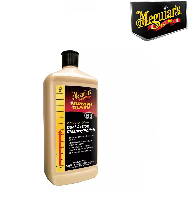 Dual Action Cleaner/polish M83 500 ml Meguiars