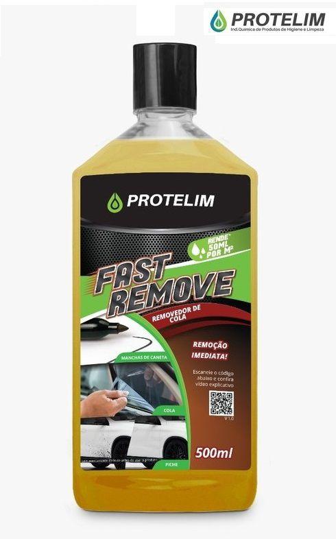 Fast Remove 500ml Removedor De Cola adesivos Protelim piche