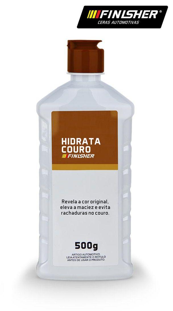 Hidrata Couro Automotivo Finisher 500g hidratação restaura
