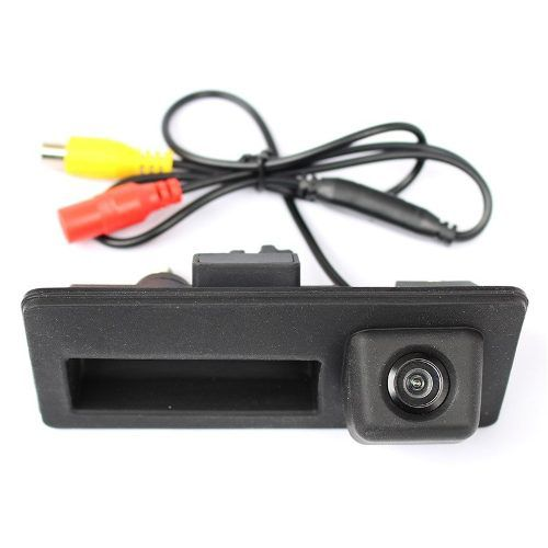 Interface de vídeo Audi Q3 / A1 / A4 / Q5 + Câmera maçaneta + Espelhamento de tela