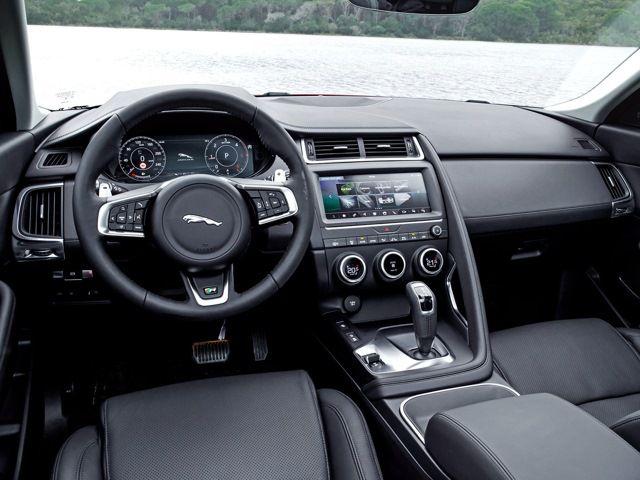 Interface de vídeo para Jaguar F-pace 2018