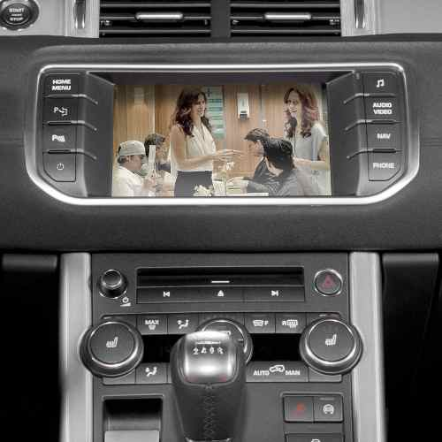 Interface Evoque Land Rover Jaguar Desbloqueio + Câmera Ré