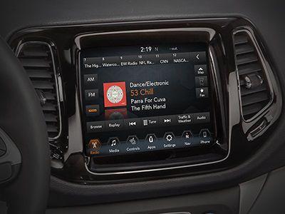 Interface Fiat Jeep Compass / Renegade / Toro + Espelhamento + TV HD