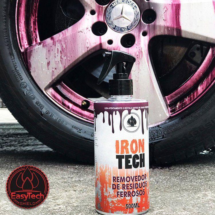 Iron Tech + Tangerine + Melon + Spotfree Murilo