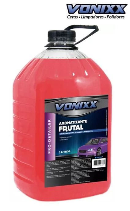 Kit 2 Aromatizantes 1 Fresh Vonixx + 1 Frutal Vonixx 5L