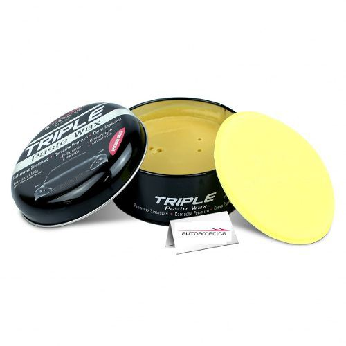 Kit APC 500ml Vonixx + Flanela 40 x 60 cm + Triple Wax 100g