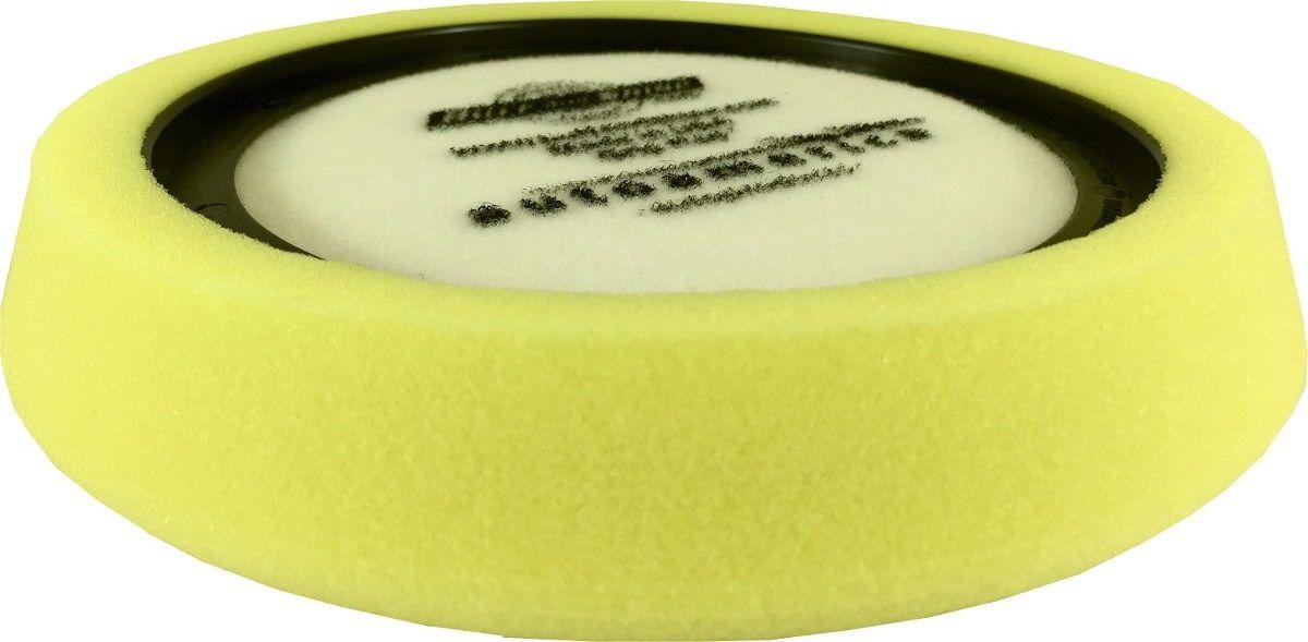Kit boinas Refino + Lustro Buff & Shine (amarela / preta) Polimento 7,5