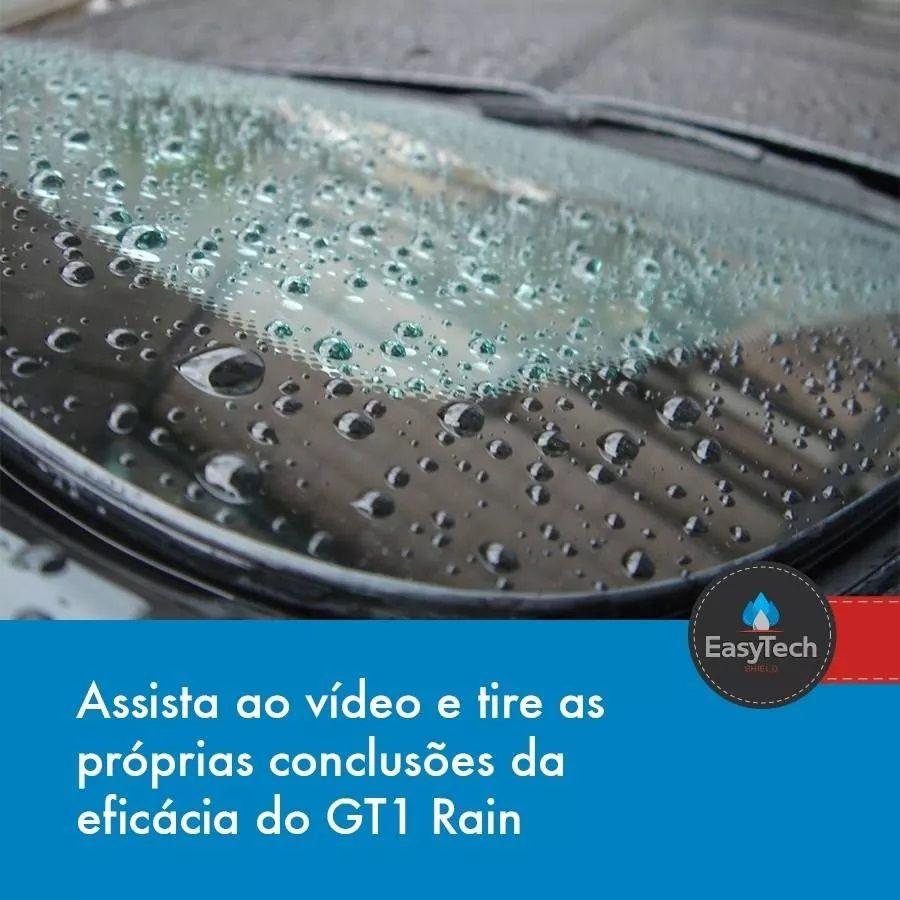 Kit GT1 Rain + removedor Spotfree + apl + luv+ Micr EasyTech