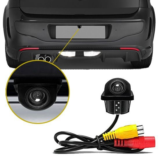 Kit Interface Volvo XC60 V60 V40 S60 2017 Câm. Espelhamento + Cam frontal