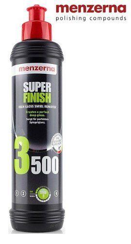 Kit Menzerna C/ Pf2500 Sf3500 Fg400 Power Lock Finish 250ml