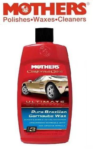 Kit Mothers 1 Auto Brilho 473ml + 1 Cera de Carnaúba Pura Liquida 473ml