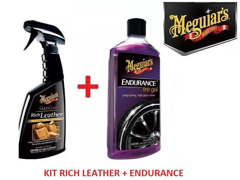 Kit Rich Leather G10916 + Endurance G7516