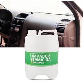 Limpador Germicida Bactericida Tira Cheiro 5L Finisher