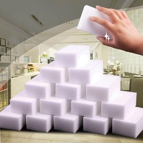 LIMPADOR MULTIACAO APC 500ML VONIXX + 5 Esponja Melanina Mágica 10x6x2 Magic Sponge