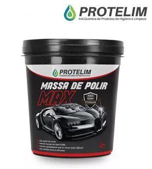 Massa De Polir N2 Max 1kg Protelim Corte alto rendimento