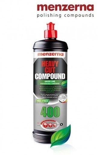 Menzerna 400 VOC Free Green Line Heavy Cut Compound 1Kg