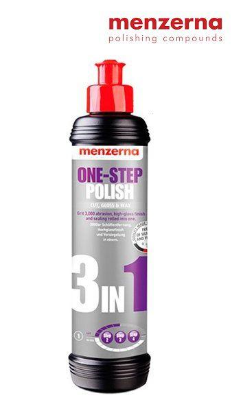 Menzerna One Step Polish 3 Em 1 250ml