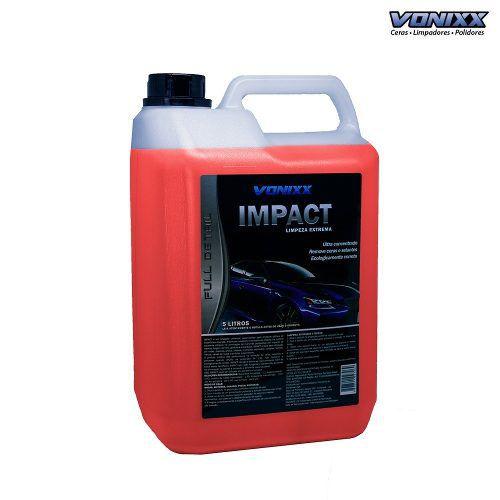 Multi Uso Apc Impact + Sintra Limpeza Ext. Int. 5l Vonixx + Pretinho 5L + restaurax