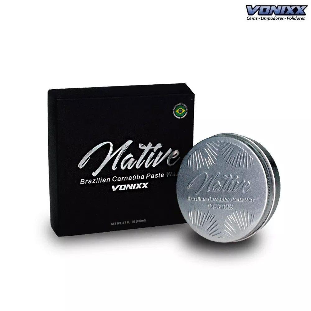 Native Brazilian Carnaúba Paste Wax (100ml) Vonixx
