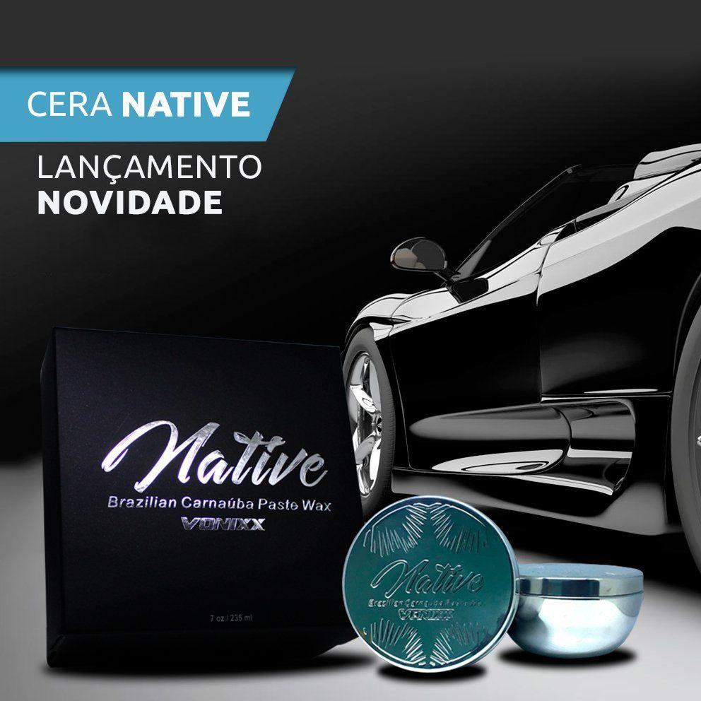 NATIVE PASTE WAX 235ML VONIXX