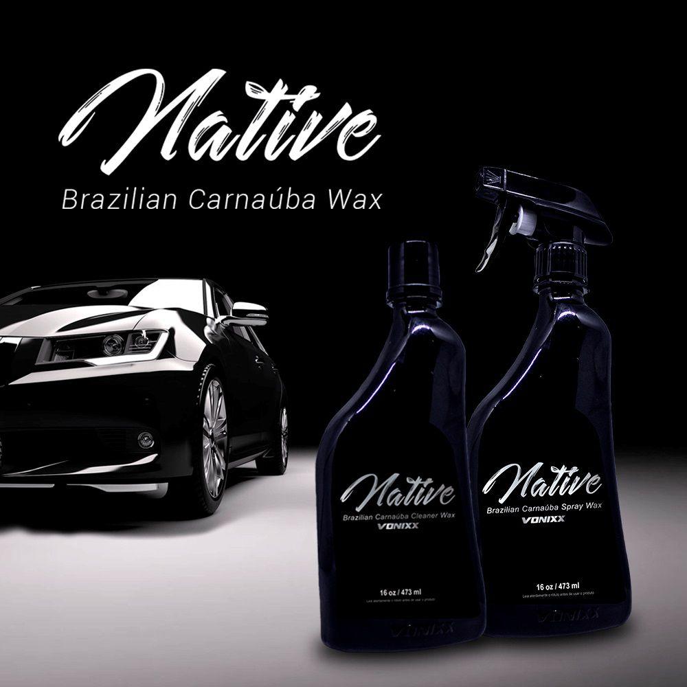 NATIVE SPRAY WAX 473ML VONIXX