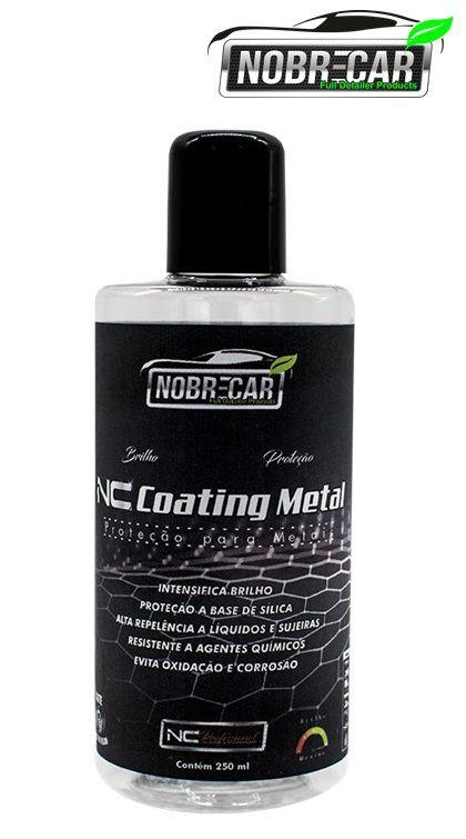 NC Coating Metal Vitrificador Proteção para Metais Nobre Car