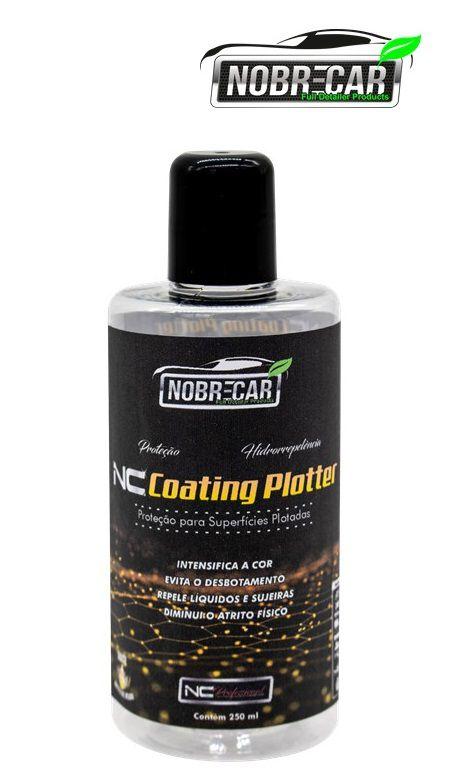 NC Coating Plotter Proteção Vitrificante plotados Nobre Car