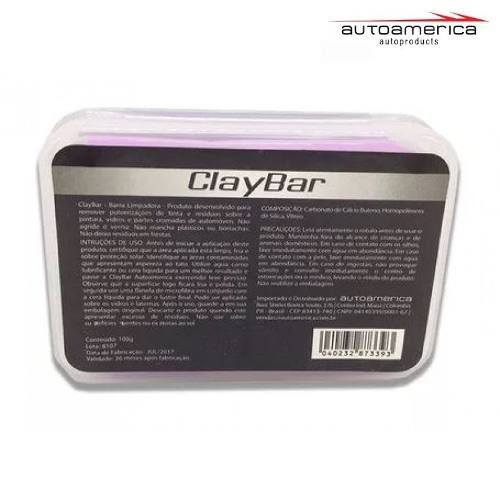 Nxt Meguiars pasta + Clay bar Autoamerica