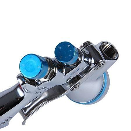 Pistola Walcom Genesi GEO 1.3 Top Line Profissional Italiana c/ manômetro