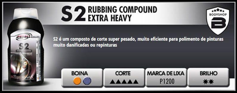 b638389b1f7d4 Polidor De Corte Extra Pesado S2 1 Kg Scholl Concepts - BR Import Corp