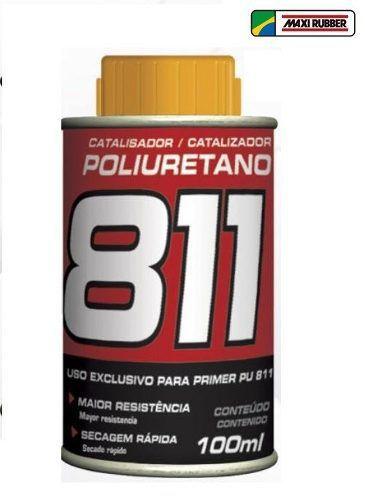 Primer Pu Hs Cinza 811 900ml Maxi Rubber C/ Catalisador