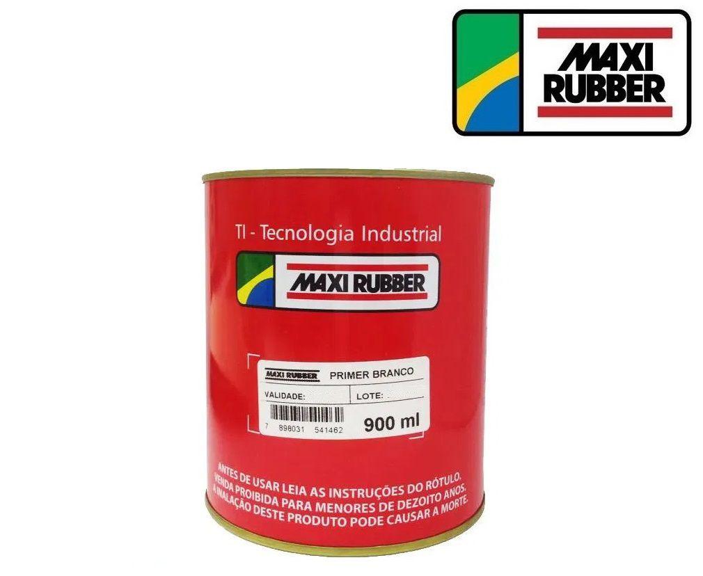 Primer Universal 900 Ml Maxi 2ma032 Rubber  - Branco