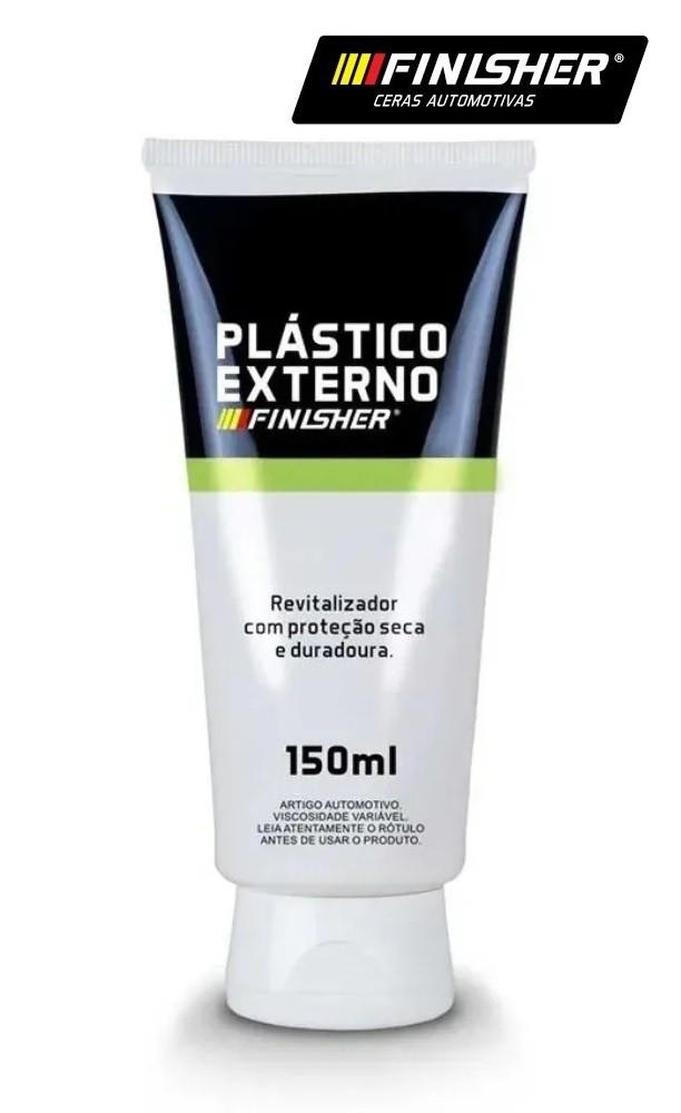 Revitalizador De Plásticos 150g Plástico Externo Finisher
