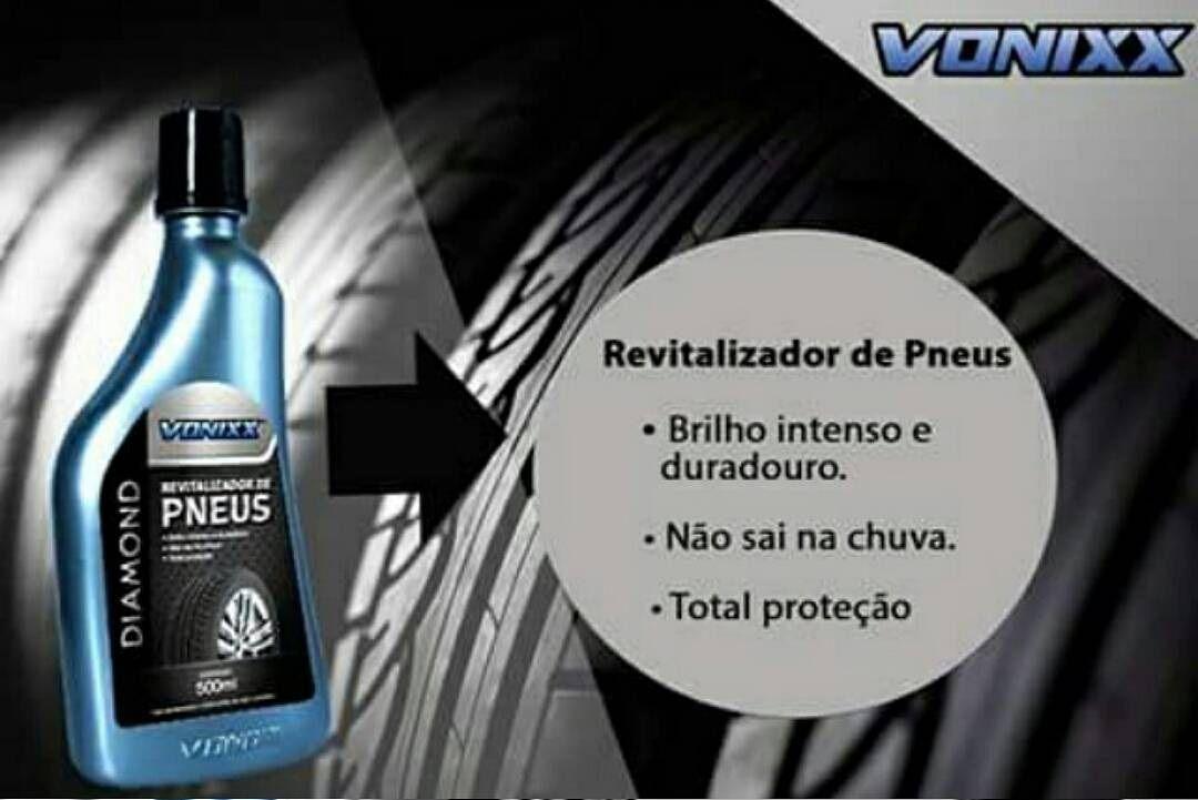 REVITALIZADOR DE PNEUS 500ML VONIXX