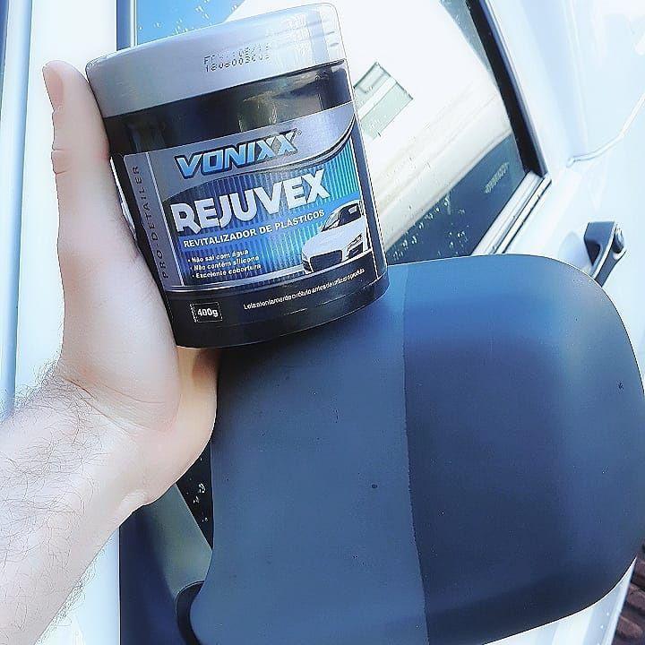 Revitalizador Plasticos Rejuvex Vonixx Restaura +Micr +Apl.