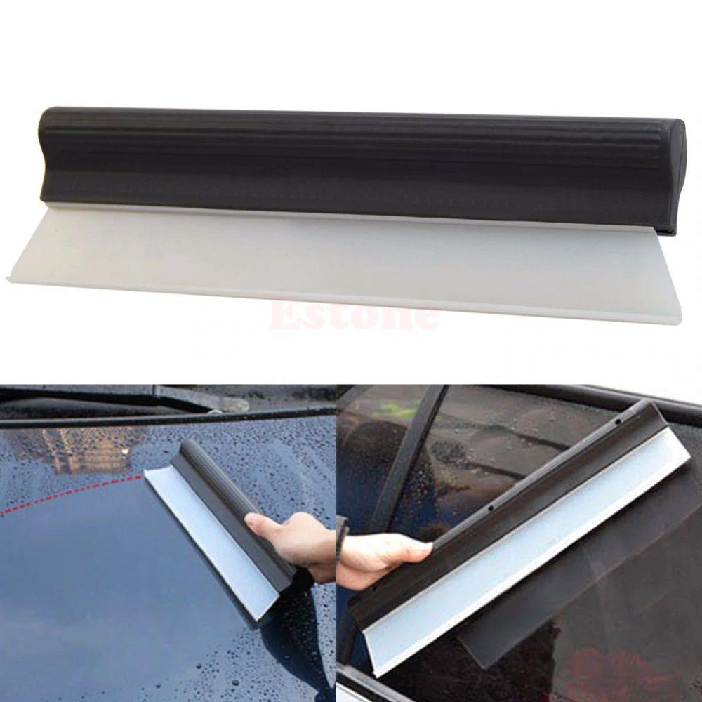 Rodo Mágico Silicone Enxugar Carro Secagem Rápida Detalhamento