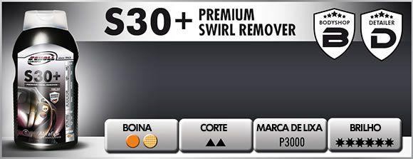 Scholl S30 Composto Polidor Alta Performance Premium 250g s30+