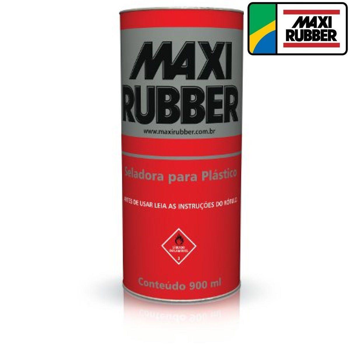 Seladora Para Plastico 900ml Maxi Rubber 4mp006
