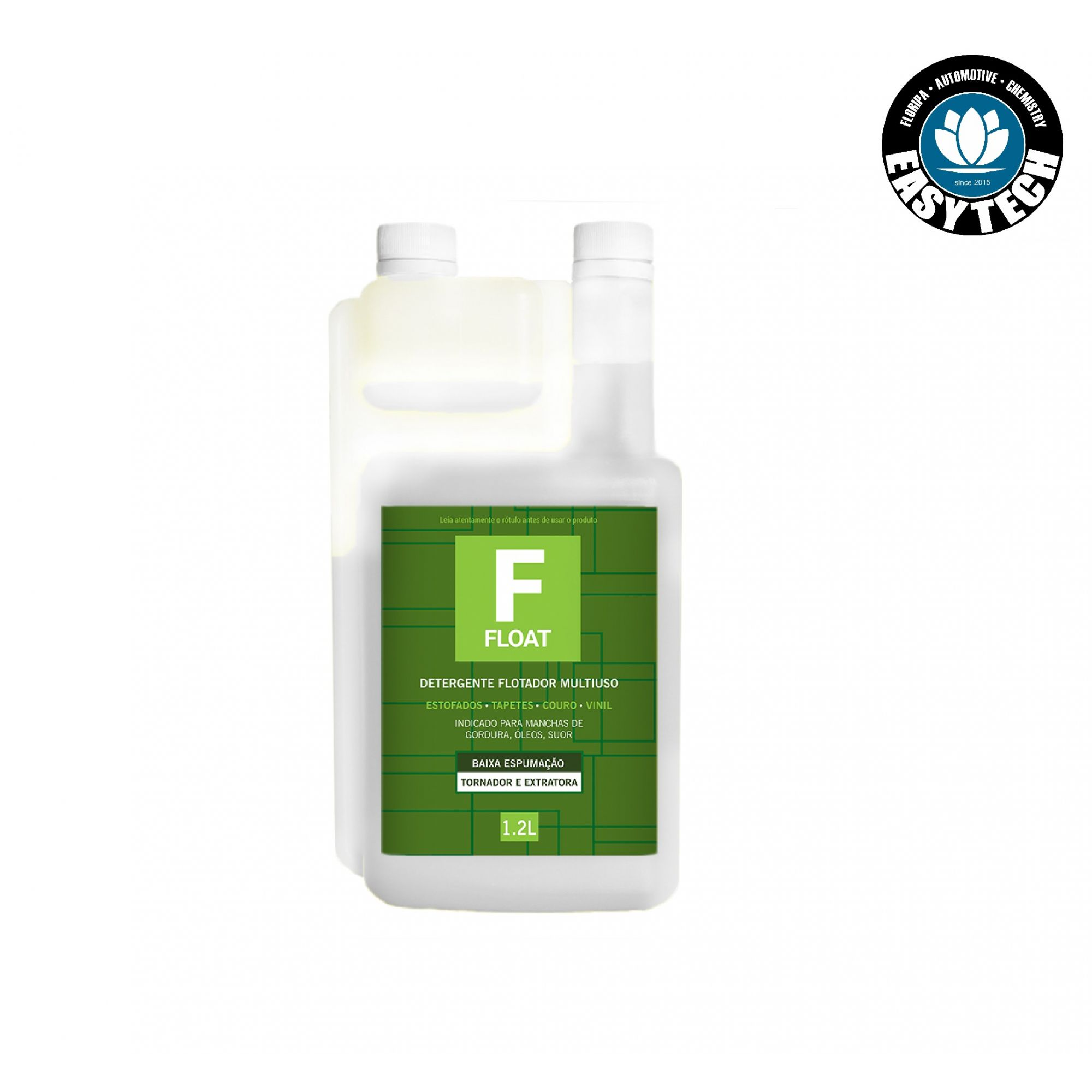 Shampoo Melon 1,2l  + Pluri Apc 1,2l + Float 1,2L Easytech