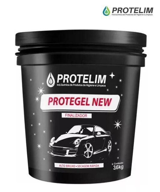 Silicone Gel Protegel New Finalizador 3.6kg Protelim Profiss