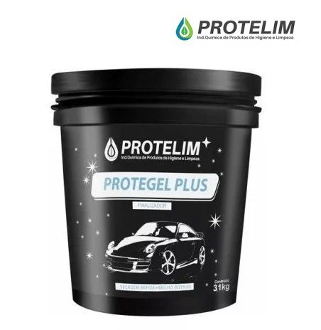 Silicone Gel Protegel Plus 3.1kg Protelim Proteção Externa