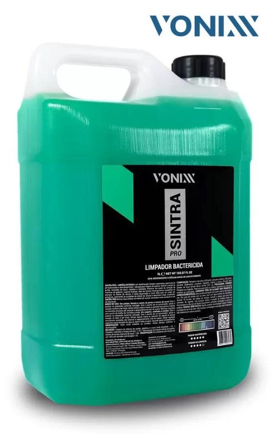 Sintra PRO 5L Apc Limpeza Interior Vonixx Limpador Multiuso