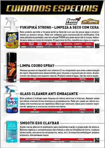 Kit c/ 03 produtos conforme descrição MCBMVET2003