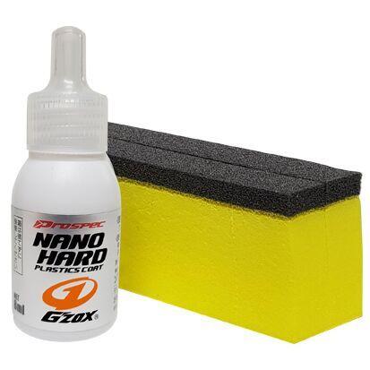Soft99 Nano Hard Coat Restaurador De Plásticos 8ml Coating