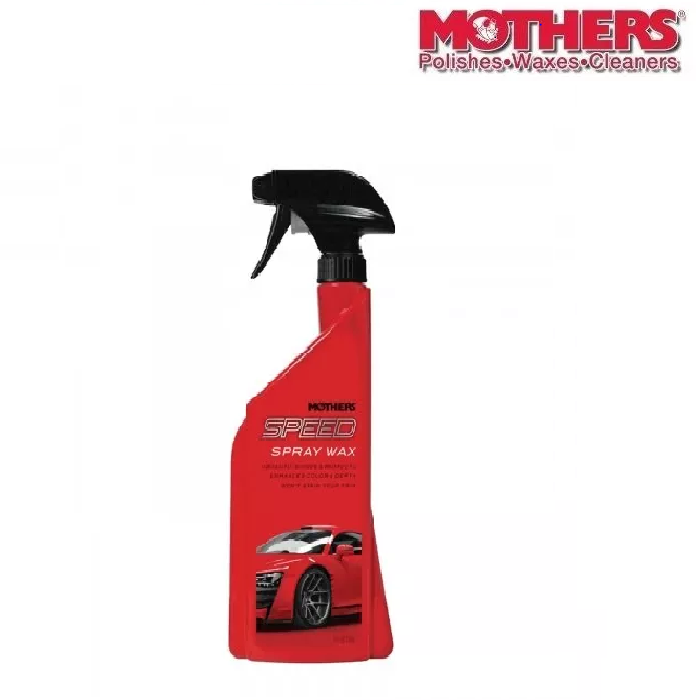 Speed Spray Wax - Cera Líquida Mothers (710ml)