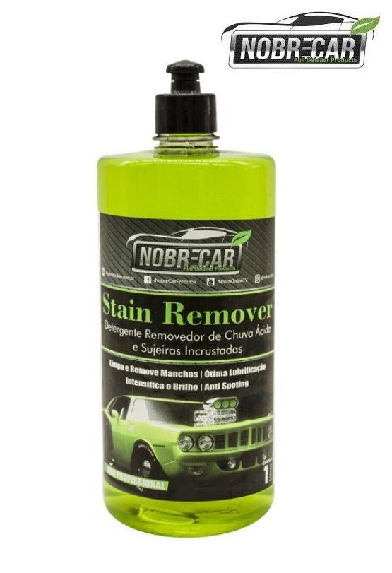 Stain Remover Detergente Remove Chuva Ácida Nobre Car 1L