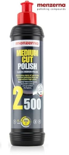 Super Finish 3500 Sf4000 Sf 1l Lustrador Menzerna + Polidor Medium Cut Polish Pf2500 1l Menzerna